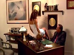 Monique Fuentes Banged in Office