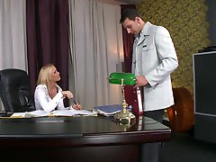 Kathia.Sex.Office