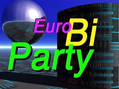 Bisexual Euro Party