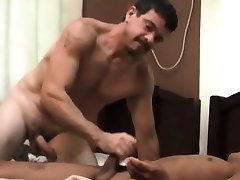 Daddy loves playing with a playful and horny twink Jesse