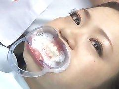 Semen Gulping at the Dentist's Office