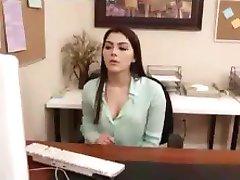 Valentina Nappi Fucking in The Office