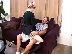 Small busted whore getting nailed