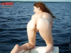 Young nudests play around so sexily