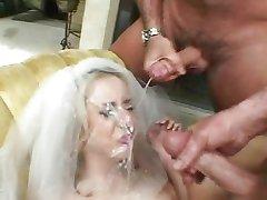 Kelly Wells, gangbang bride.