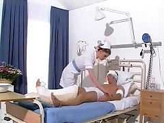 Nurse Sarah Daykin