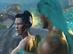 3D Fantasy Sex Tales Dreams