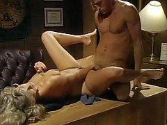 P.J. Sparxx, T.T. Boy, Debi Diamond in classic fuck scene