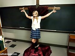 Amanda Tate gets in trouble for bullying a classmate and is punished by a strict priest. She is...