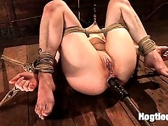 Carmen was made for Hogtied. She lives close enough to the Armory to see it as she walks out of...