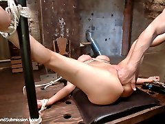 Blonde MILF Abbey Brooks is Bill Baileys play thing. She is there solely for his twisted...