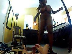 BBW #73 (POV) Busty Gorgeous Ebony with Mad Curves!