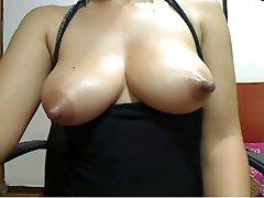 Just Big Nipples...F70