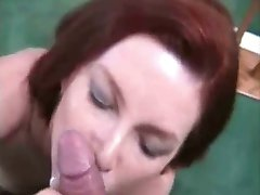 My 39 years Wife loves cum on her face