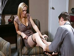 Tanya Tate - Passion to pantyhose
