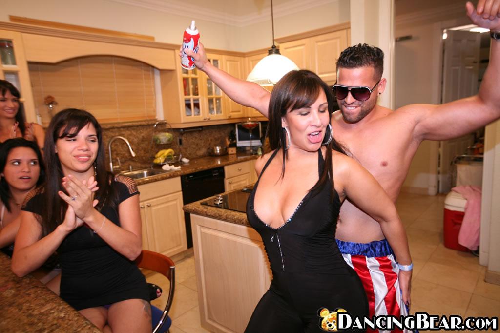 Dancing Bear Milf Party
