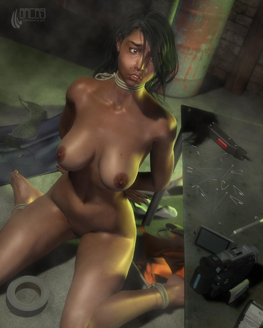 3D Digital Bdsm the women createdarcas are 3d dreams come true and in