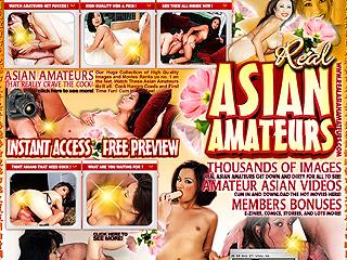 Real Asian Amateurs