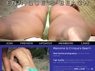 Enriques Beach