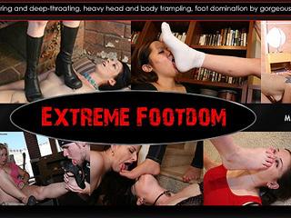 Extreme Footdom