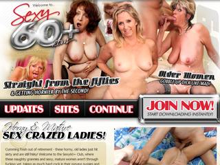 Sexy 60 Plus Club