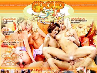 GroupSex Frenzy