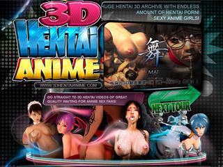 3d Hentai Anime