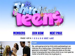 Third Wheel Teens