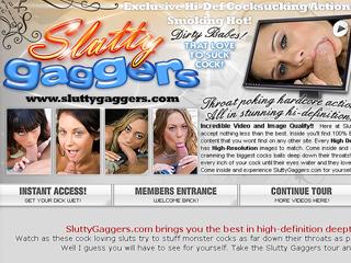 Slutty Gaggers