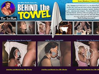 Behind The Towel