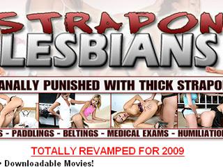 Strapon Lesbians