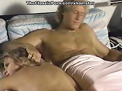 Dominique Simone, Derrick Lane, Joey Silvera in classic sex