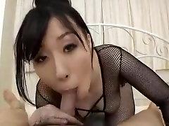 Japanese mature black bodystockings sex