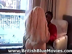 Kirstyn Halborg - Retro British Interracial Big Boob Porn
