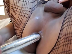 Sexy shemale with big cock and hungry ass