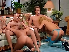 group doggy and facials son forces yoga mom scene