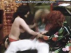 Linda Jade, Jennifer Sax, My Ling in step moom room fuck scene