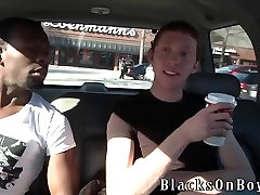 Alex Grey Gets His Ass Drilled By A Black Guy