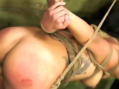 FetishNetwork Isa Mendez asiadiary bokepsex slave girl tied hard