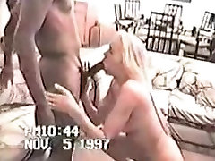 Cuckold Secret - try fit dick mom pussiy liskinh of young wife with her BBC