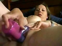 Hot BBW Ex GF and her daily Wet Pussy masturbation