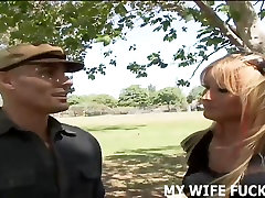 Watch your hot wife fucking with another man