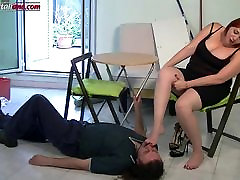 Dismissal Menace natalia marta Foot Domination - Part 1 - Trailer