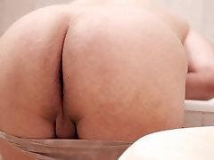 Sweet ass in panties