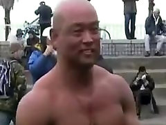 ASIAN MUSCLEBULL WITH PA