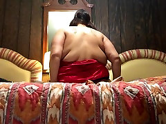 Bbw sloppy riding dick and sucking it