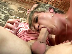 Sexy mature moms suck and fuck not their sons