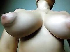 Interesting Tits on Webcam Torpedo Tits