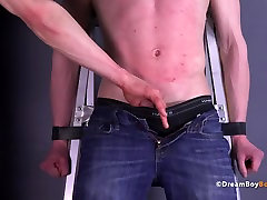 Twink Bound Whipped BDSM Gay Bondage Teen