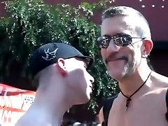 2 Guys Playing at the Folsom Fair 2015